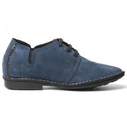 blaue elegante schuhe herren