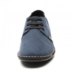 Blaue Schuhe Die Größer Machen