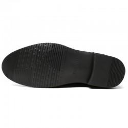Wildleder Schuhe die größer machen
